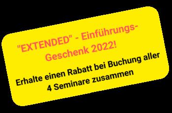 EXTENDED - Einführungsgeschenk 2022